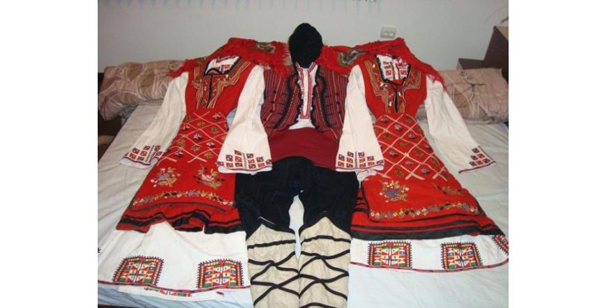 Десети фестивал на фолклорната носия в Жеравна 2017