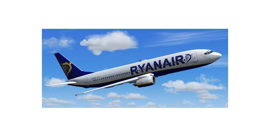 Ryanair с полети до Рим и Милано