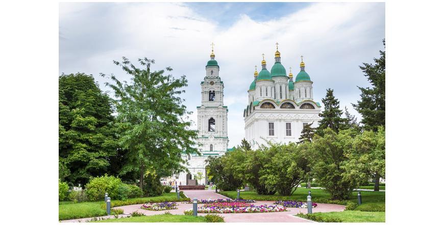 Астраханският Кремъл