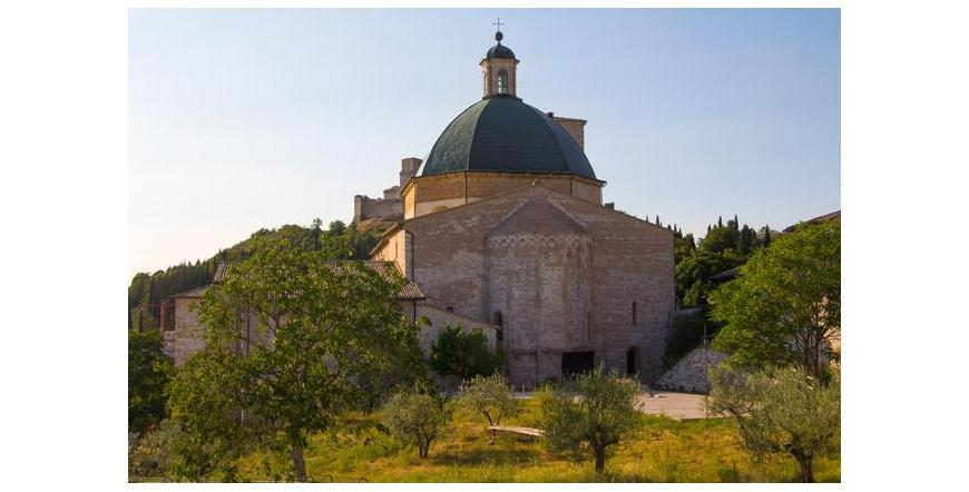 Базилика Св. Клара - Асизи