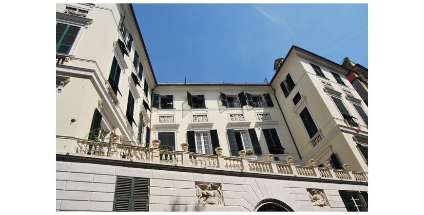 Белият дворец - Генуа