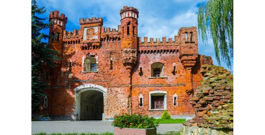 Брестката крепост