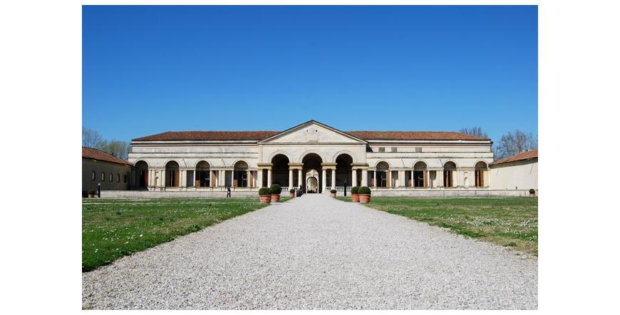 Чайният дворец -  Мантуа