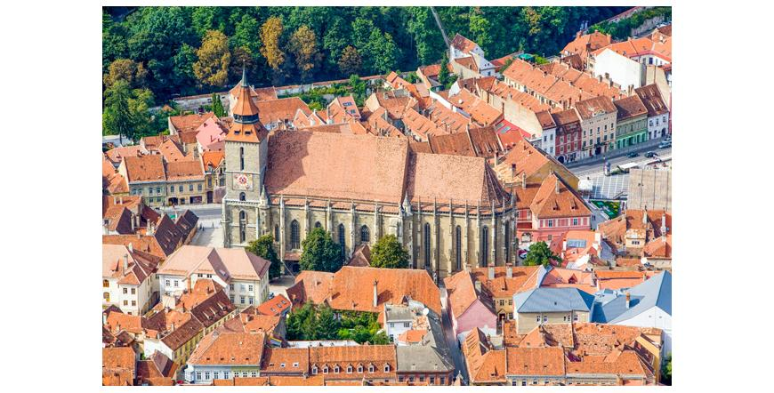 Черната църква - Брашов