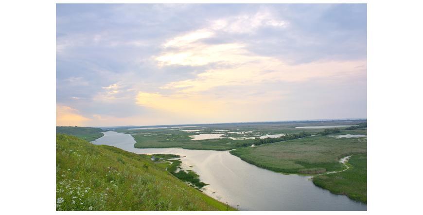 Делтата на река Дунав