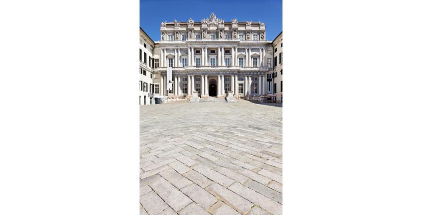 Дворец на Дожите - Генуа