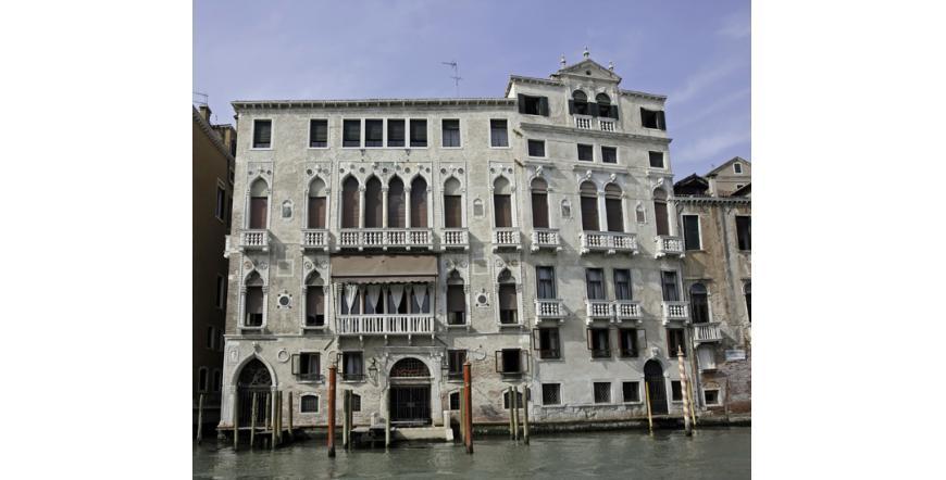 Двореца Барбаро - Венеция