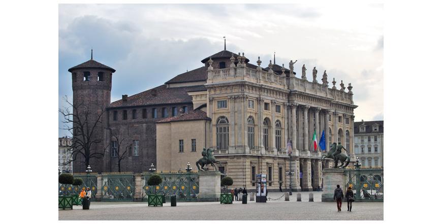 Двореца Мадама - Торино