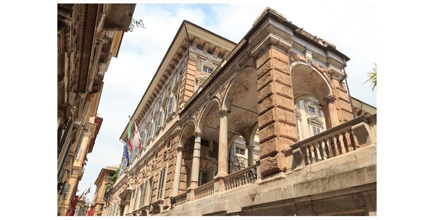 Дворецът Дория Турси - Генуа