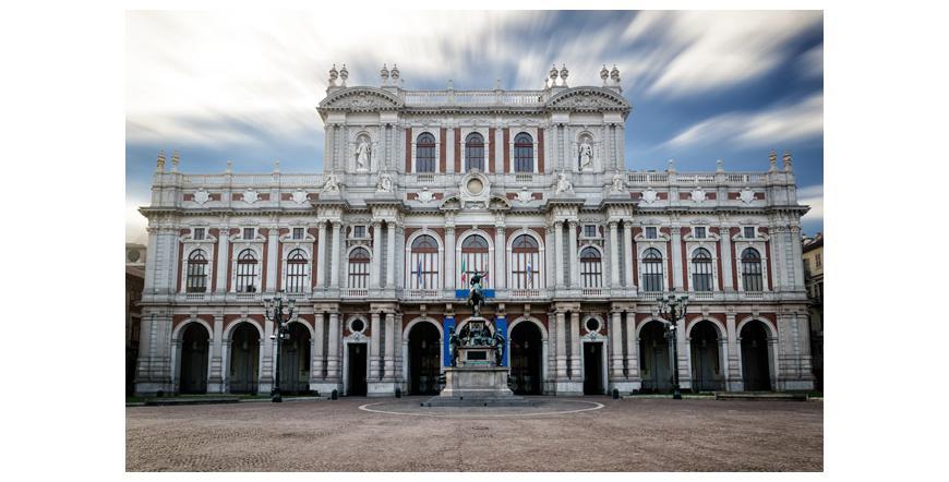 Дворецът Кариняно - Торино