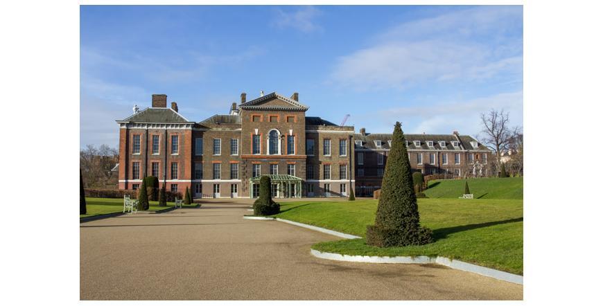 Дворецът Кенсигтън