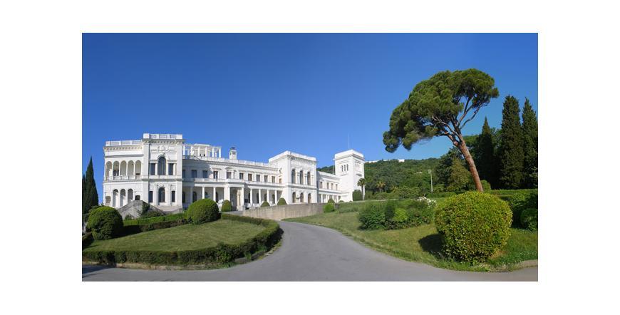 Дворецът Ливадия