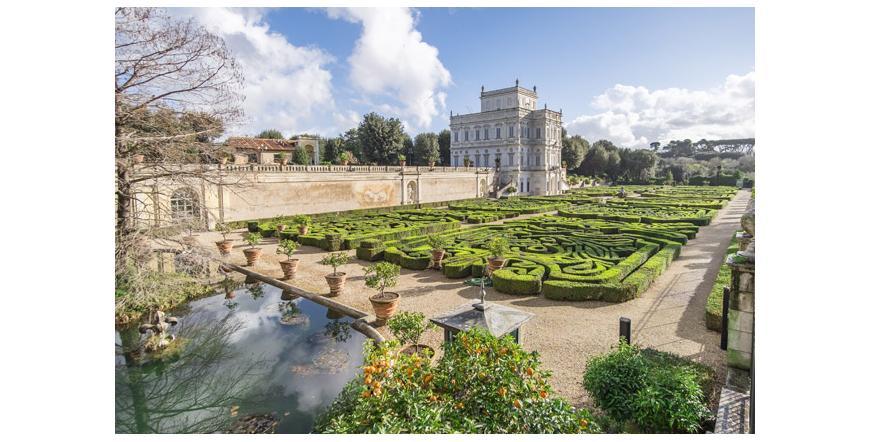 Дворецът на Дория Памфили - Рим
