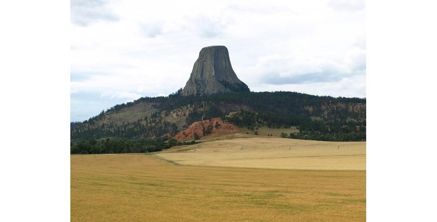 Дяволската кула - Уайоминг