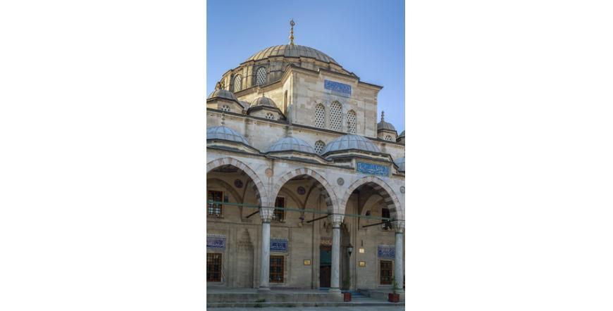 Джамията на Мехмед паша - Истанбул