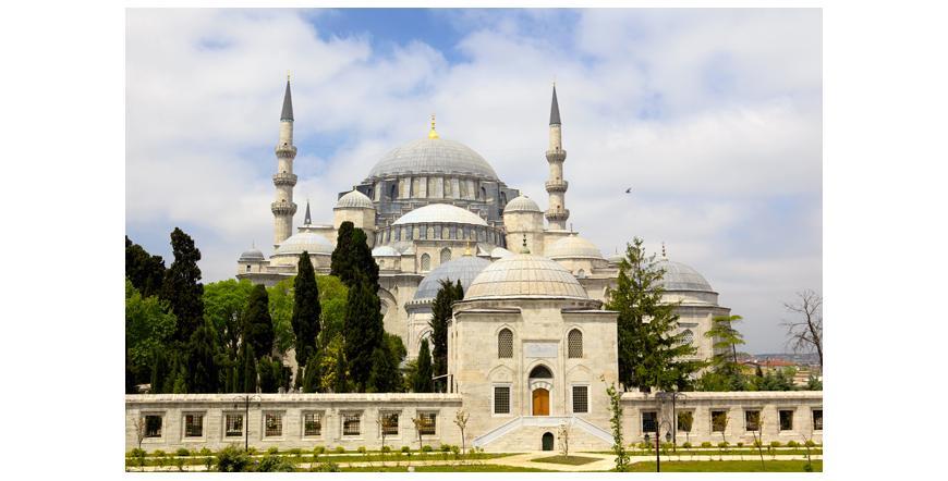 Джамията на Сюлейман - Истанбул