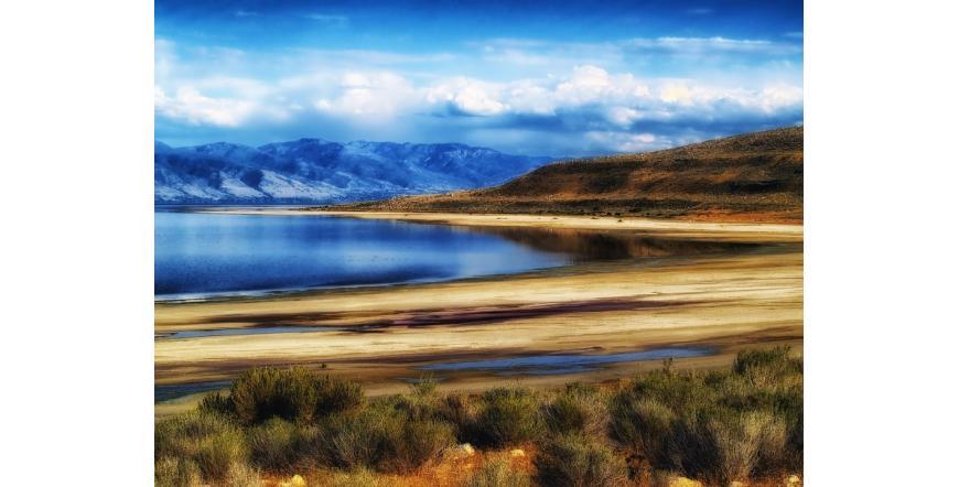 Голямото солено езеро - Юта