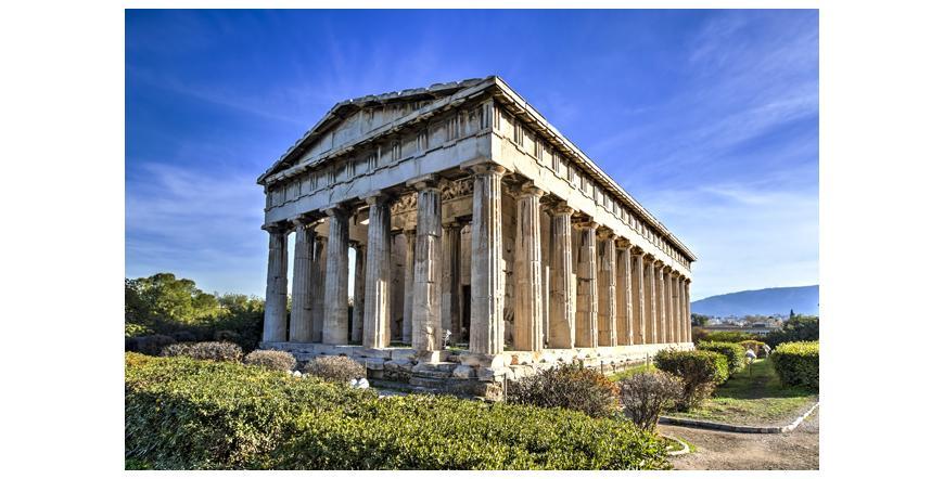 Храмът на Хефест - Атина