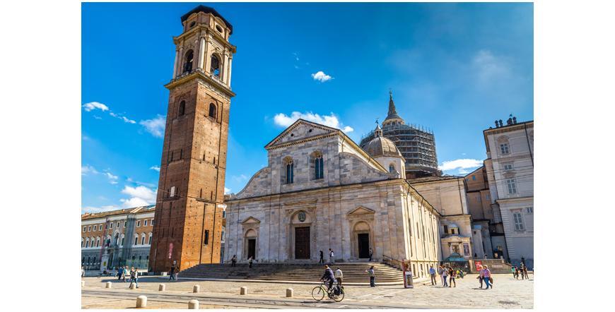 """Катедрала """"Свети Йоан"""" - Торино"""