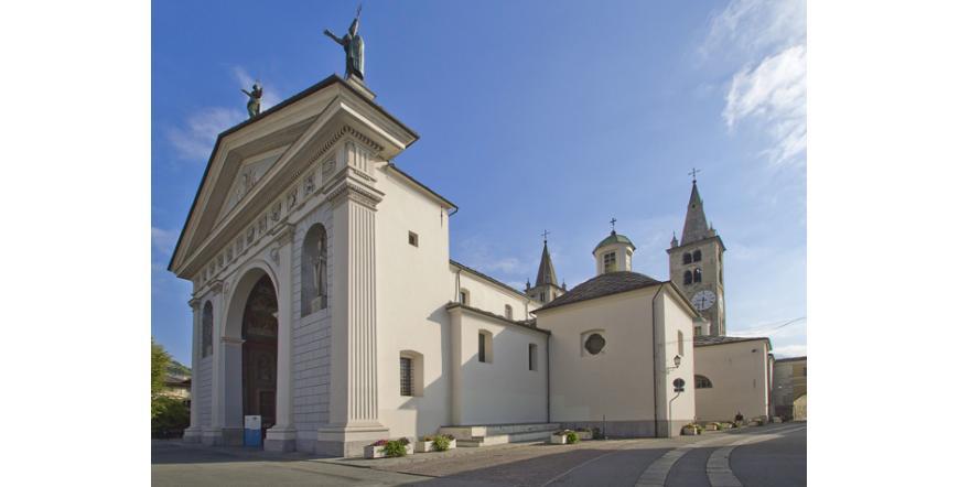 Катедралата - Аоста