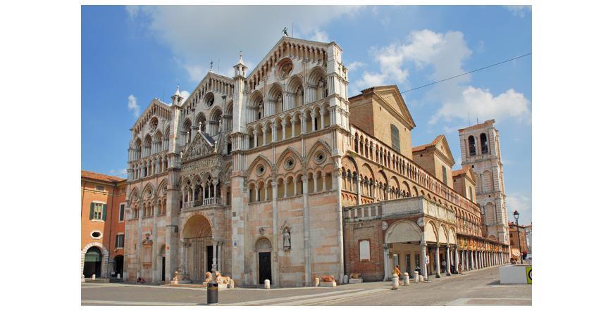 Катедралата - Ферара