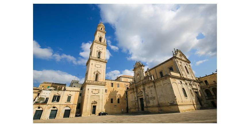 Катедралата - Лече
