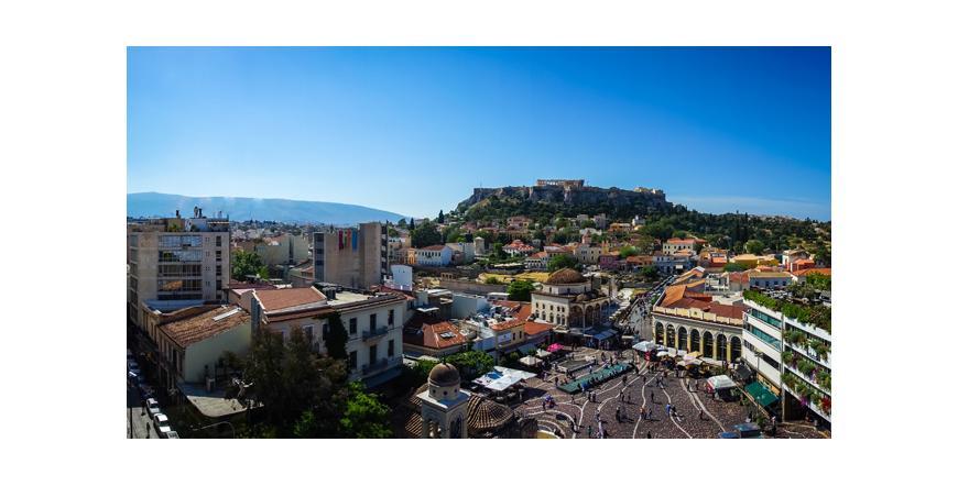 Монастираки - Атина