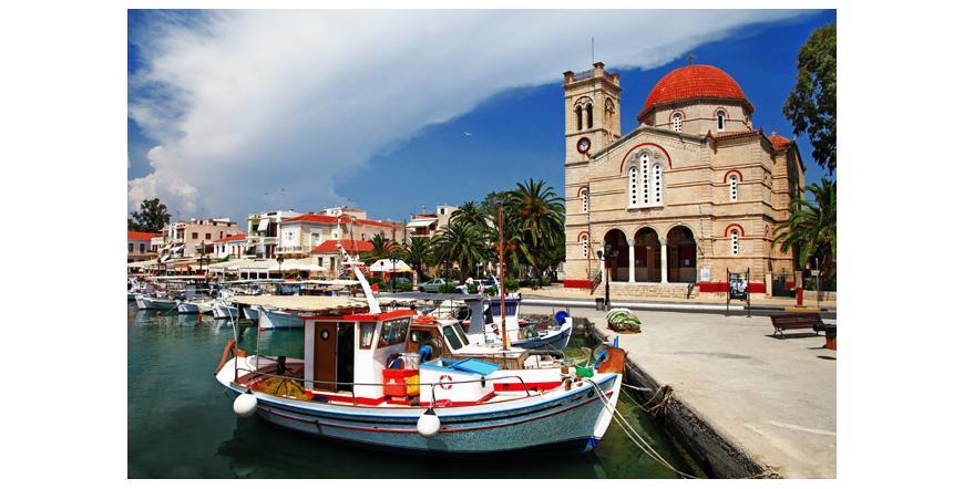 Остров Егина