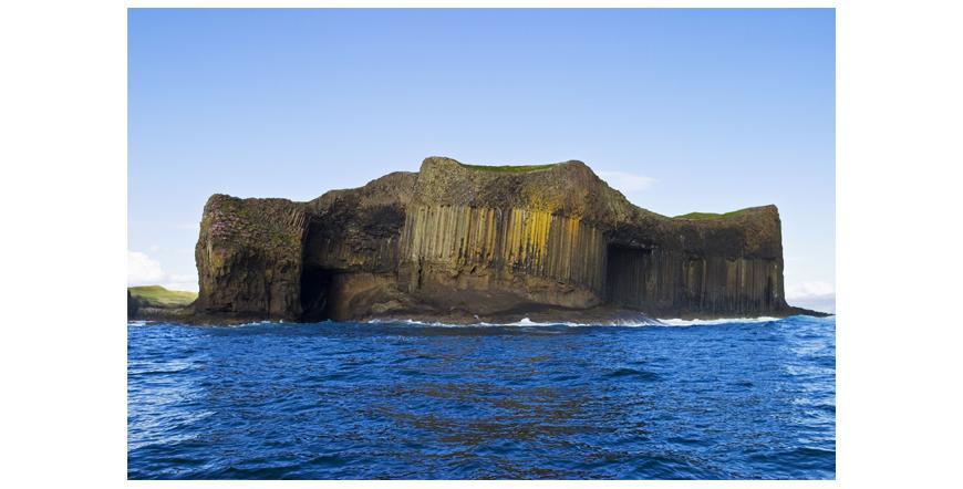 Пещерата Фингъл, Шотландия