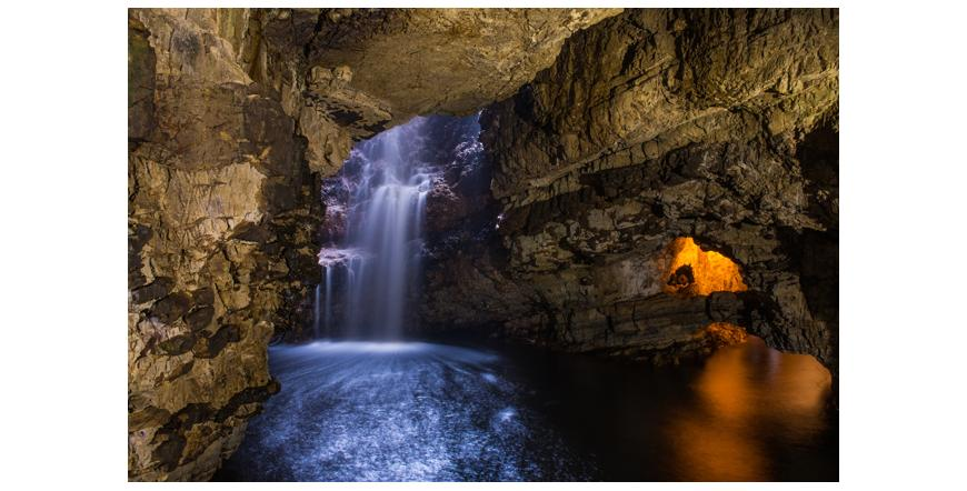 Пещерата Сму, Шотландия