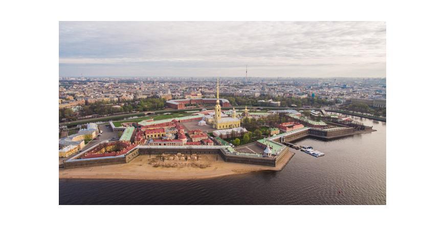 Петропавловска крепост