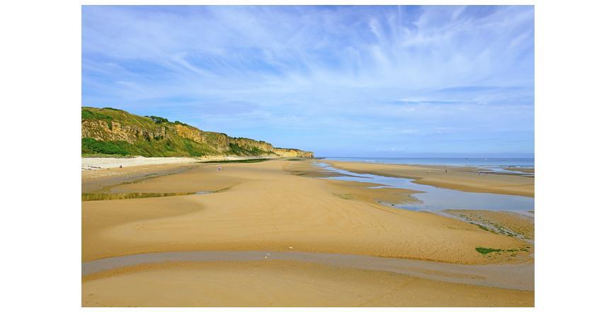 Плажовете на Нормандия