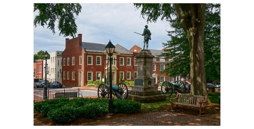 Шарлотсвил - Вирджиния