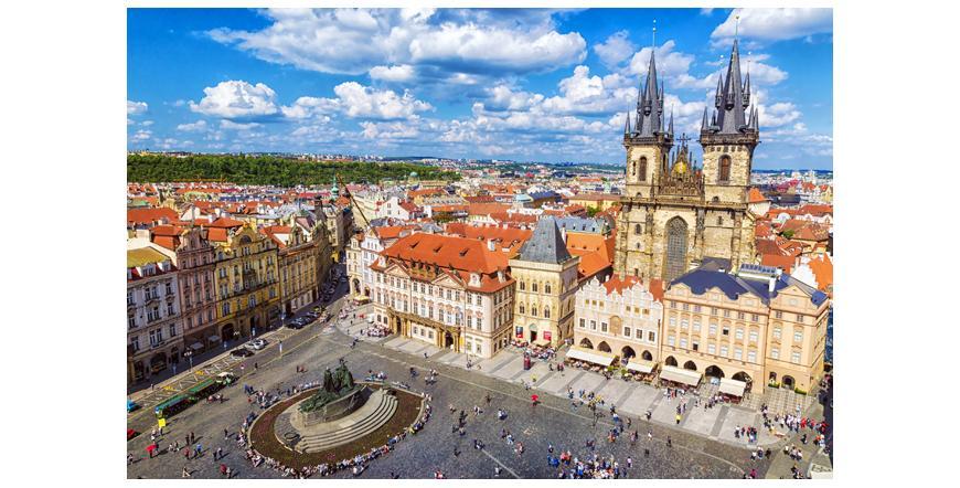 Старомненски площад - Прага
