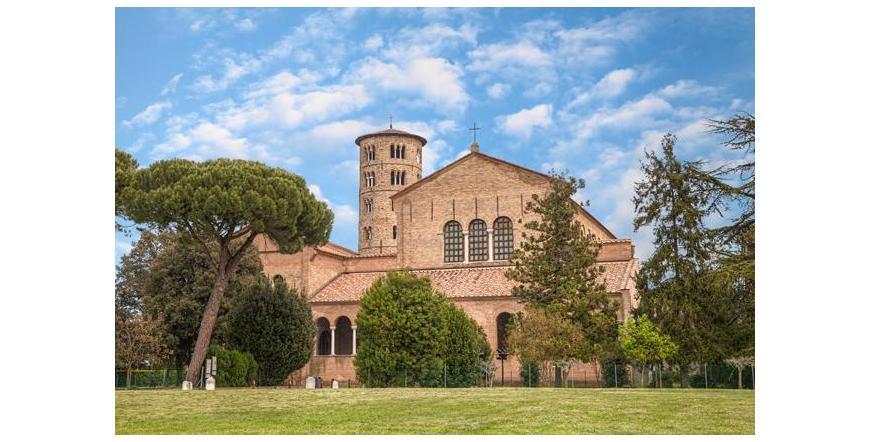 Църква Св. Аполинарий Класийски - Равена