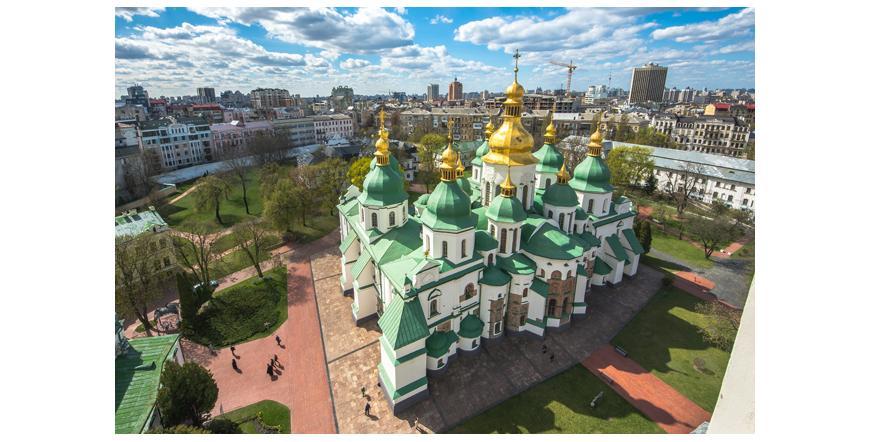 Църквата Света София