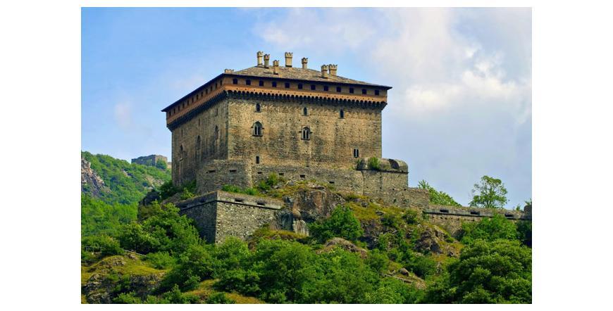 Верския замък