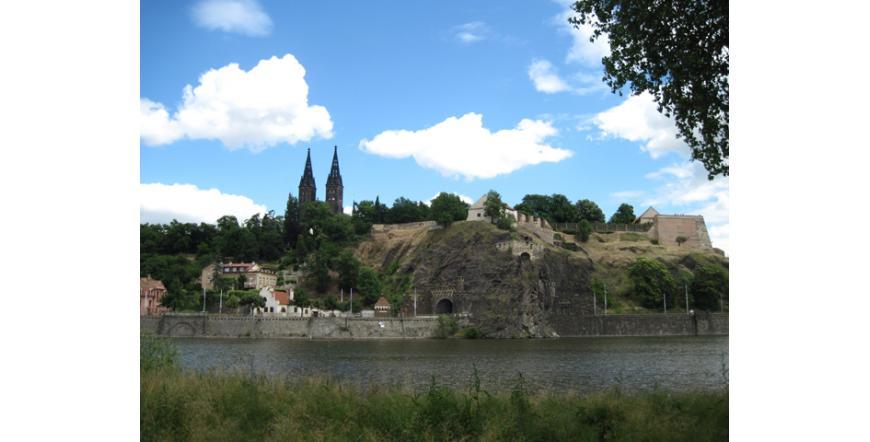 Вишехрад - Прага