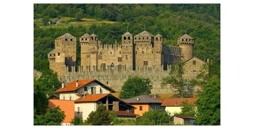 Замъка Фенис
