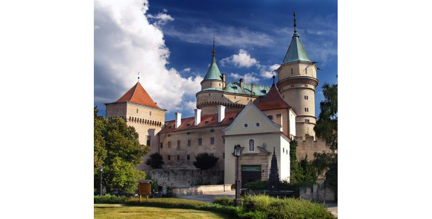 Замъкът Бойнице