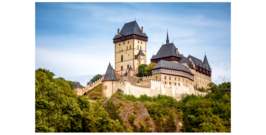 Замъкът Карлщайн