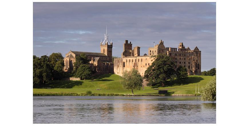 Замъкът Линлитгоу