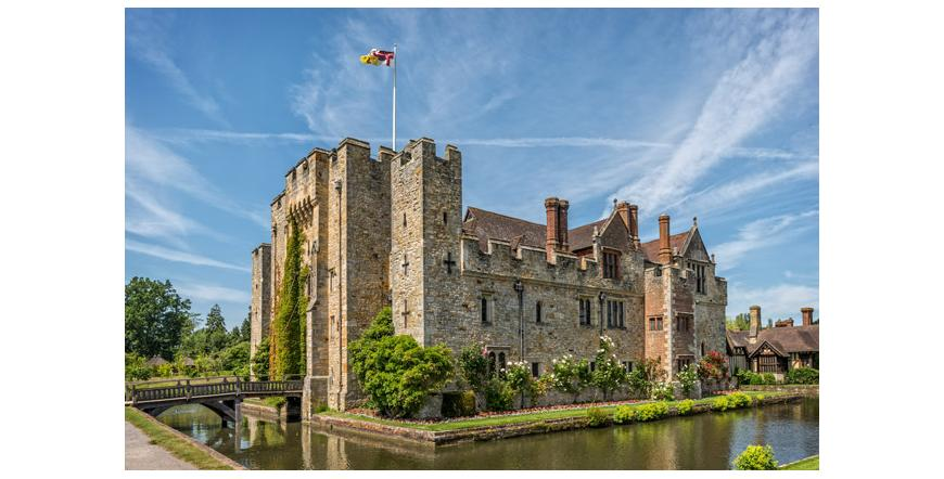Замъкът в Хевър