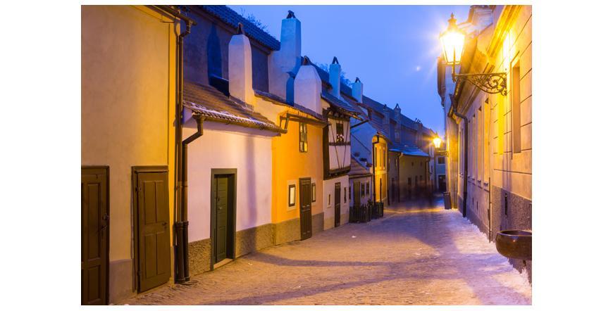 Златната уличка - Прага