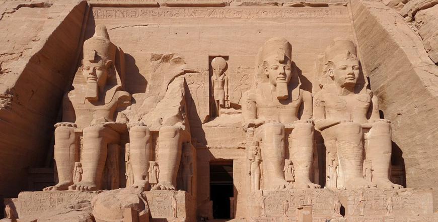Абу Симбел - Египет