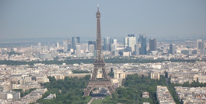 Едно пътуване до Париж - моята мечта