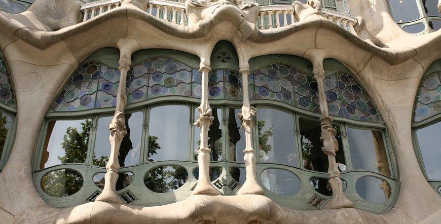Сградите на Гауди - Барселона
