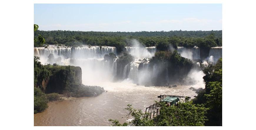 Водопадът Игуасу