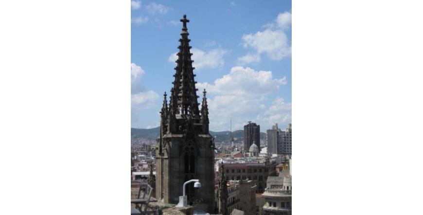 Катедралата в Барселона