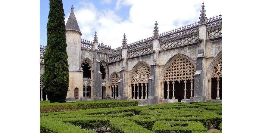 Манастирът Баталя